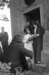 "Wedding with Milan ""Mejla"" Hlavsa"