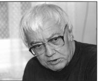 Fotografie L.H. od Věry Koubové, asi 2003
