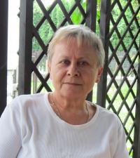 Slavěna Eliášová - 2012