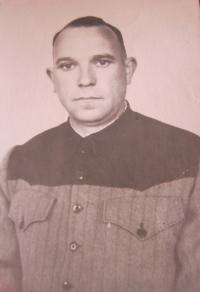 Her uncle Vladimir in the gulag of Vorkuta