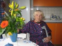 Jarmila Halbrštátová, née Kaplanová