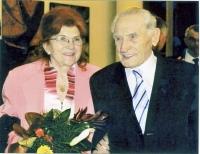 Jan and Věra Haluzovi