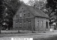 Die kleine Schule in Baudach