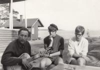 In Finland in 1968