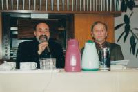 With Tomáš Halík