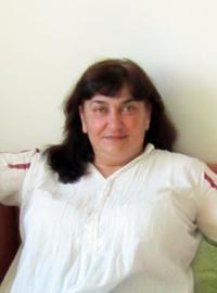 Gabriela Bairová - Stoyanová, April 2012