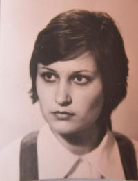 Gabriela Bairová - Stoyanová- 1974