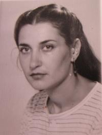 Gabriela Bairová - Stoyanová, 1981