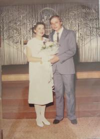 Wedding - Gabriela Bairová-Stoyanová and Oleg Stoyanov