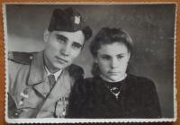 Mr. Prochazka and his sister Ludmila