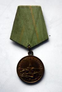 Medal For the Defence of Leningrad