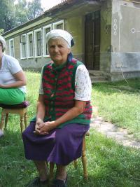 Марія Іванівна Луценко