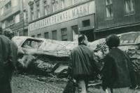 Pražské ulice v srpnových dnech II