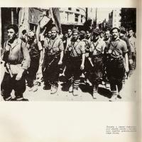 Barush Berstein between guerrillas