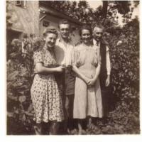 1945 Family in Žermanice