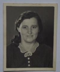 Mother Blažena Pitínová