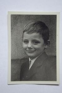 Childhood photo 2