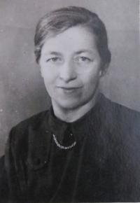 Mother Ernestine Bergmanová (Rauschová)