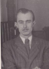 Adolf Linka - contemporary photo