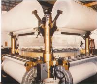 Weaving turbine - invention of Adolf Linka