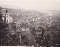 Trutnov - the town where Adolf Linka was born