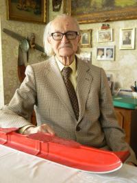 Adolf Linka in 2012