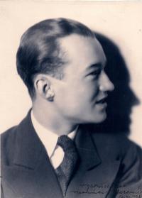 Manžel Jaromír Klapal