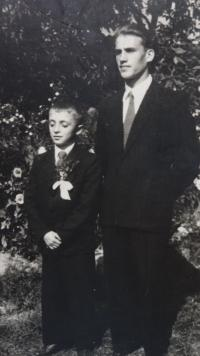 Confirmation, about 1946