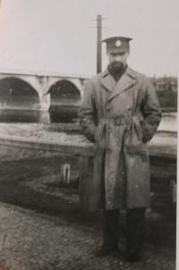 Bohumil Bednařík in Czechoslovakia