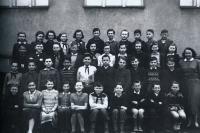 třídní fotografie