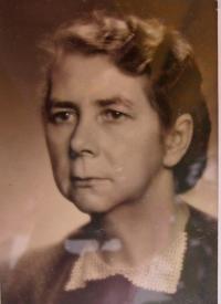 Mother  Josefa Dostálová