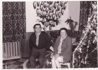 Josef and Libuše Hiemerovi