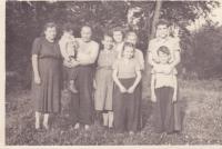 The Dostál family