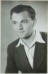 Jan Broj v padesátých letech