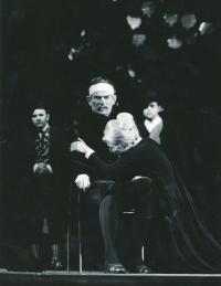 Představení Cyrano z Bergeracu (1965)