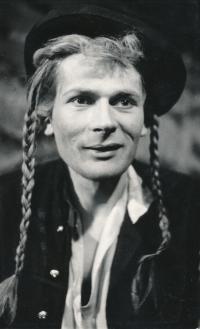 Jako Mahenův Jánošík (režie Jan Strejček)