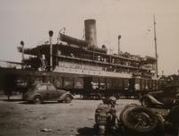 Loď Rod el Farag
