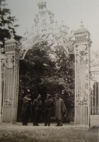 Českoslovenští vojáci v Anglii