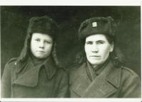 Josef Andres s matkou Pelagií