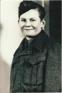 Josef Andres v československé armádě
