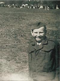 Josef Andres prožil své dětství v armádě