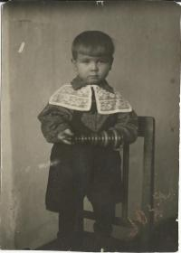 Malý Josef Andres