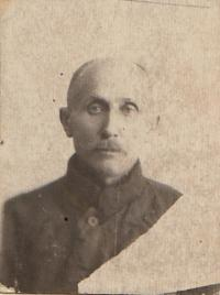 Father Lucian Morozovič