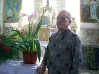 2012-Eibenthal, dean Václav Mašek in the church
