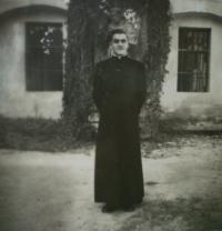 1970 Msr. Václav Mašek in Moldava