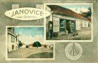 Karel Pacner´s Home in Janovice
