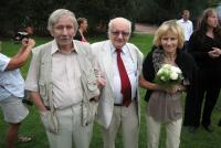 Karel Pacner with His Brother and Sister (2011)