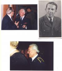 A scanned set of photos by M. Černý