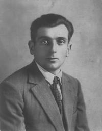 Karl Hrdlicka, položidovský strýc paní Borecké