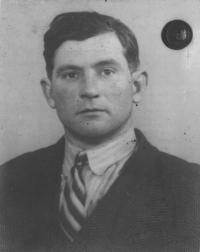 Franz Hrdlicka (nar. 16.10.1904), otec paní Borecké